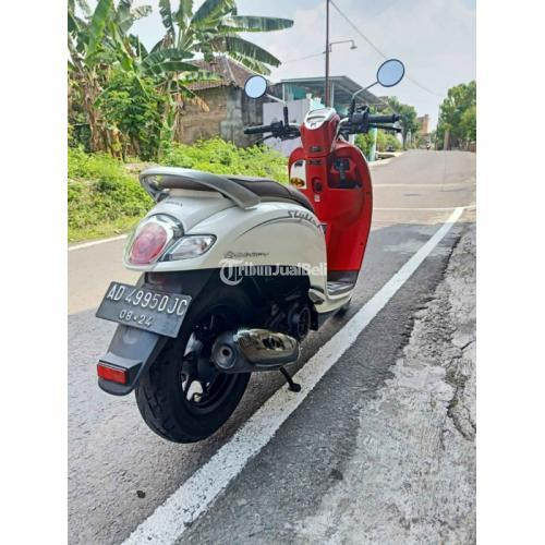 Motor Honda Scoopy 2019 Bekas Surat Lengkap Mesin Normal Nego - Solo