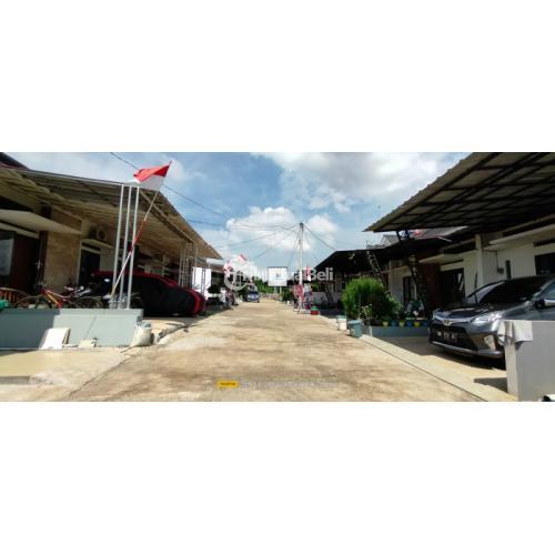 Cluster Mewah Termurah Row Luas Strategis dkt Tol Jorr 2 Free Biaya - Bekasi