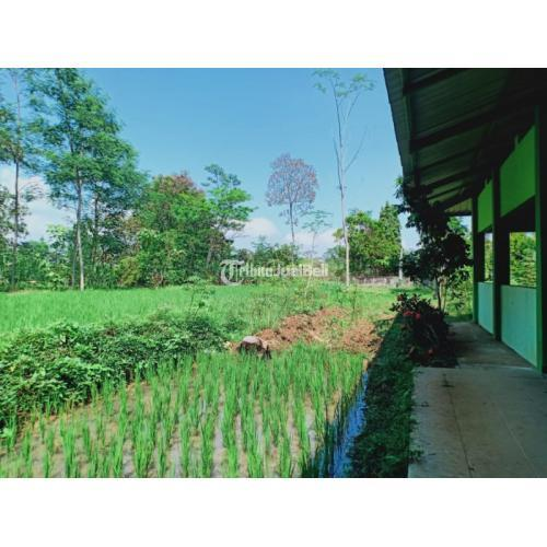 Dijual Tanah Bonus Rumah Tepi Jl Raya Solo-Tawangmangu - Karanganyar