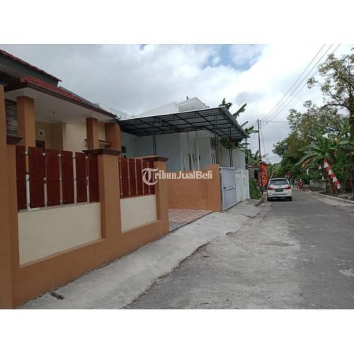 Dijual Rumah Baru Siap Huni Dekat Kampus UII di Sleman Harga Nego - Jogja