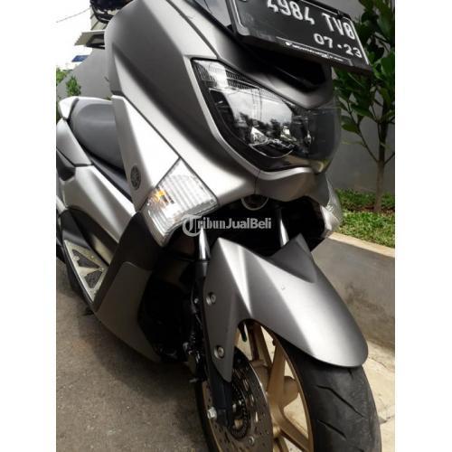 Motor Yamaha Nmax 2018 Bekas Mulus Full Orisinil Surat Lengkap - Jakarta