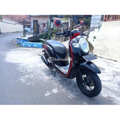 Motor Scoopy Th 2018 Istimewa Bekas Surat Lengkap Harga Nego - Semarang