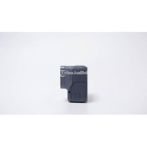 Gopro Hero 5 Black Fullset Box Bekas Fungsi Normal No Minus - Bekasi