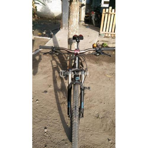 Sepeda MTB Polygon Xtrada 6 Full Upgrade Bekas Siap Pakai - Kediri