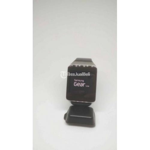 Smartwatch Samsung Gear Live SM-R382 Bekas Mulus Minus Pemakaian - Surabaya