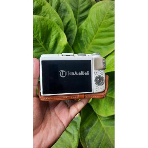 Kamera Mirrorless Canon EOE M3 Lensa Kit 15-45mm Bekas Mulus - Yogyakarta