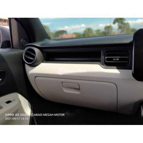 Mobil Suzuki Ignis GX Manuak 2017 Bekas Mesin Halus Surat Lengkap - Mojokerto
