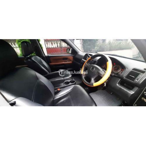 Mobil Honda CR-V 2002 Matic Bekas Pajak On Body Mulus Full risinil - Malang