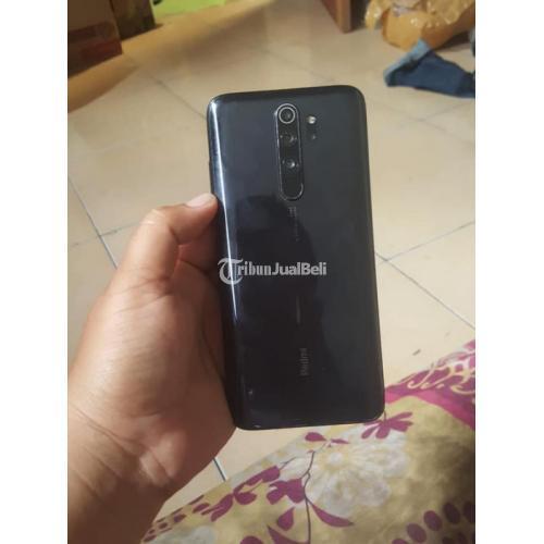 HP Xiaomi Redmi Note 8 Pro 6/128GB Fullset Bekas Mulus No Minus - Yogyakarta