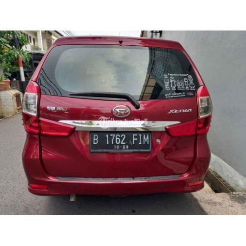 Mobil Daihatsu Xenia R manual 2018 Bekas Terawat Pajak Panjang - Jakarta Timur