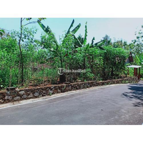 Dijual Tanah Super Datar Dekat Pasar & Fasilitas Umum Mojogedang - Karanganyar