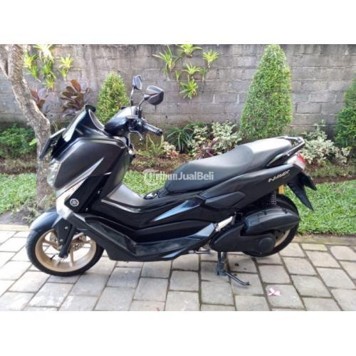 Motor Yamaha NMax 2019 Hitam Bekas Surat Lengkap Full Orisinil - Denpasar