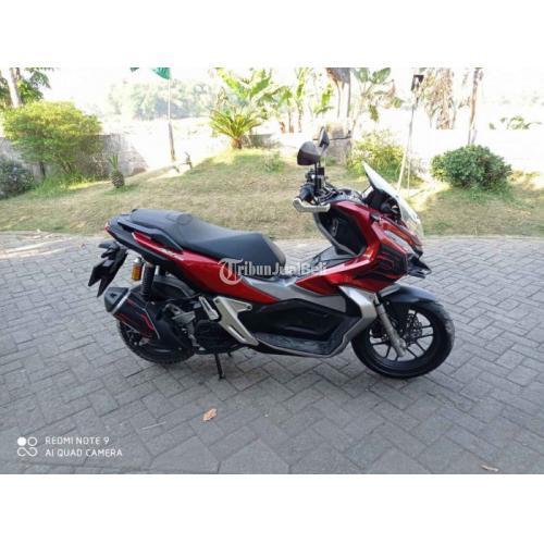 Motor Honda ADV 150 2020 Bekas Mulus Like New KM Rendah - Sidoarjo