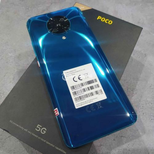 HP Poco F2 Pro 6/128GB Like New Bekas Fullset Normal No Kendala - Semarang