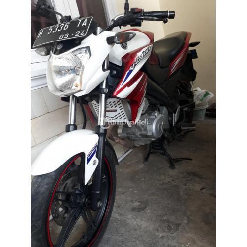 Motor Yamaha Vixion 2014 Bekas Tangan1 Mulus Jarang Pakai - Semarang