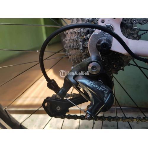 Sepeda Thrill Ardent 1 2x10 Speed Full Tiagra Bekas Mulus Normal - Klaten
