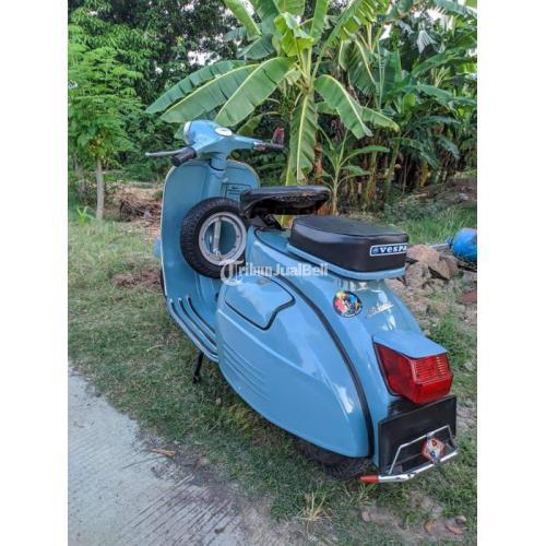 Motor Vespa 150 Super 1975 Bekas Surat Lengkap Harga Nego - Semarang
