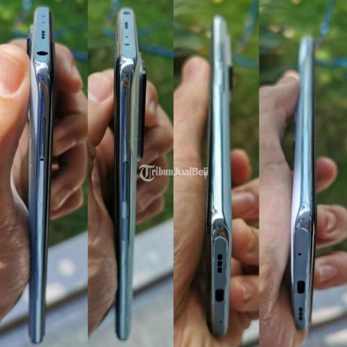 HP Xiaomi Redmi Note 10 Pro 8/128Gb Garansi Resmi Bekas Fullset - Malang