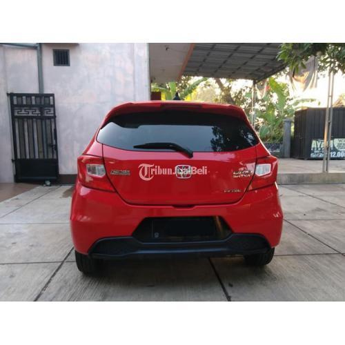 Mobil Honda Brio E CVT 2019 Bekas Surat Lengkap Nominus Low KM - Kendal