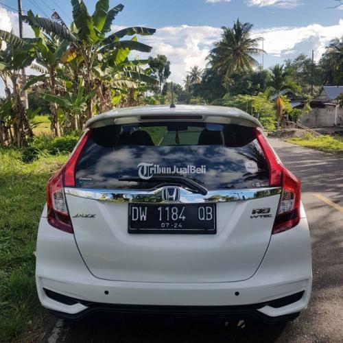 Mobil Honda Jazz RS 2019 Matik Bekas Pajak Panjang Surat Lengkap - Makassar