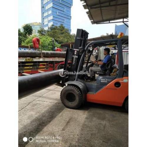 Sewa Forklift Kebayoran Baru, Rental Forklift Kebayoran Baru - Jakarta Selatan