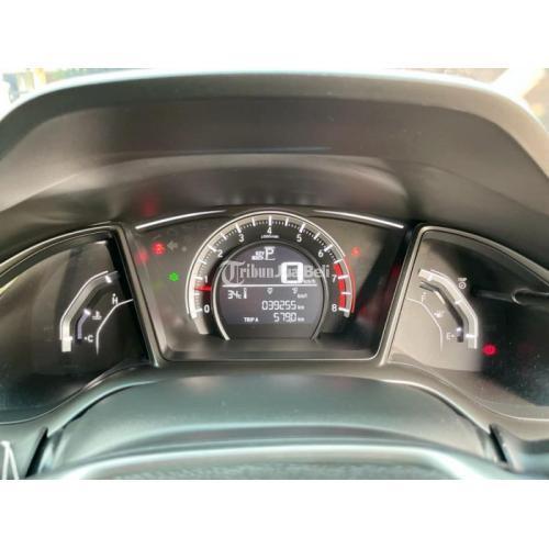 Mobil Honda Civic Turbo 2017 Matik Bekas Terawat Pajak Panjang - Solo
