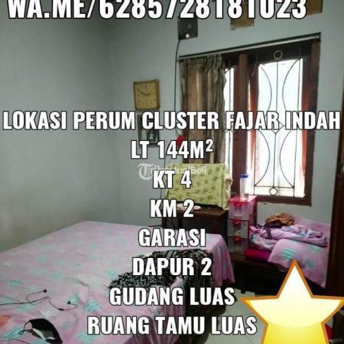 Dijual Rumah Perum Cluster Fajar Indah Solo Kawasan Bisnis & Berkembang - Solo