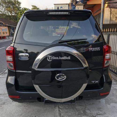 Mobil Daihatsu Terios TX 2010 Bekas Manual Orisinil Surat Lengkap- Jogja