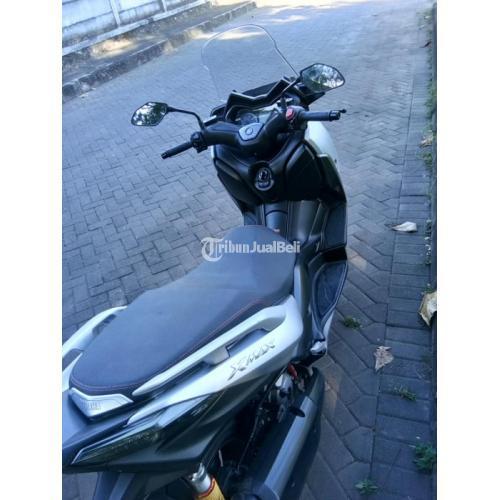 Motor Yamaha XMax 250 2019 Bekas Normal Mulus Surat Lengkap - Jogja