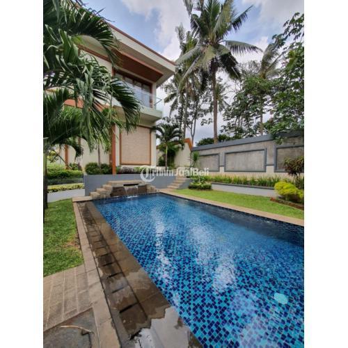 Dijual Rumah Mewah Lokasi Strategis Ada Swimming Pool di Ragunan - Jakarta Selatan