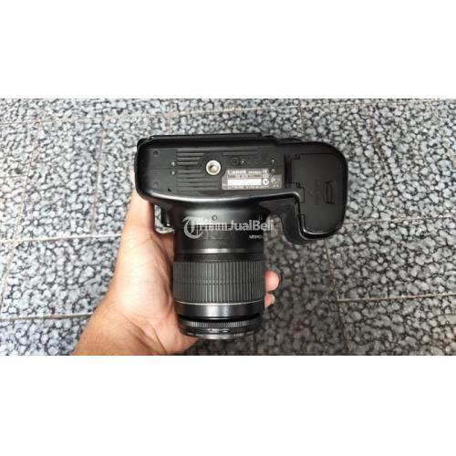 Kamera DSLR Canon 60D and KIT 18-55 Bekas Bebas Jamur Normal - Jakarta