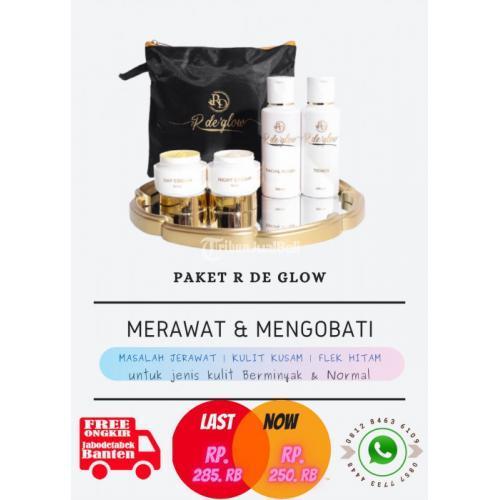 Paket Skin Care Wajah RD Skin Care Safety Tanpa Mercury - Jakarta Timur