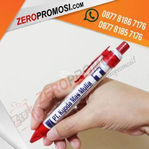 Souvenir Pen Promosi - Pulpen Insert Paper 915 - Tangerang