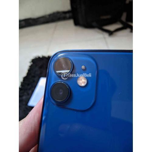 HP Apple iPhone 12 Mini 128GB Bekas Digimap Fullset Original Like New - Surabaya