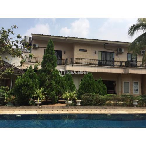Dijual Rumah Mewah 2 Lantai Jl Bangka Jaksel Bebas Banjir Murah - Jakarta Selatan