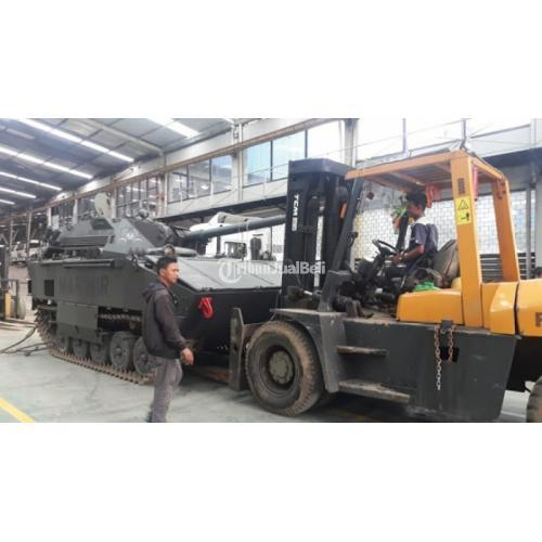 Perentalan Forklift Wilayah Kebayoran Baru - Jakarta Selatan