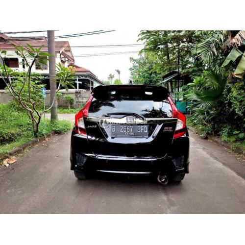 Mobil Honda Jazz RS AT 2015 Bekas Pajak Hidup Surat Lengkap Harga Nego - Jakarta