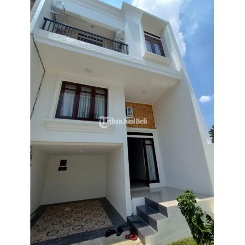 Dijual Rumah Cluster 2,5 Lantai Berlokasi di Area Margasatwa Cilandak - Jakarta selatan