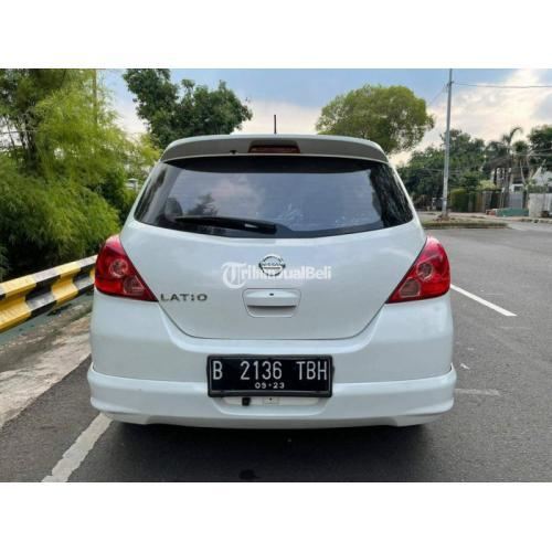 Mobil Nissan LATIO 1.8 at th Pemakaian 2009 Bekas Pribadi Pajak Panjang - Jakarta