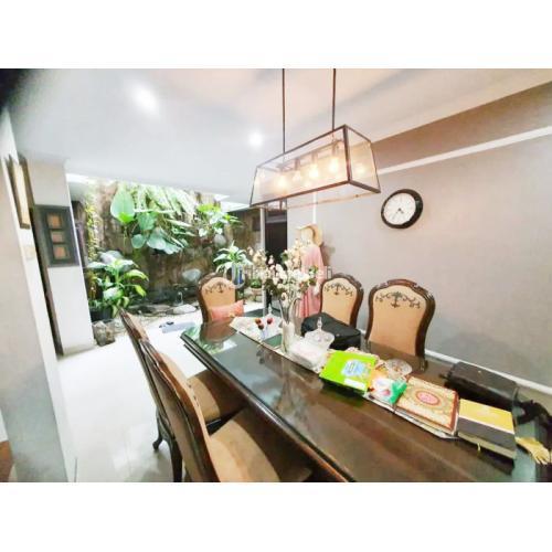 Dijual Rumah Mewah 2,5 Lantai di Rawamangun Dekat UNJ dan Kantor BPKP Pusat - Jakarta Timur