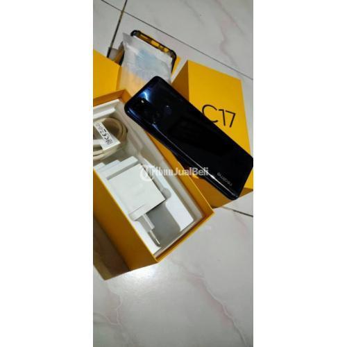 HP Realme C17 Ram 6/256GB Bekas Baterai 5000mAh Fast Charging - Makassar