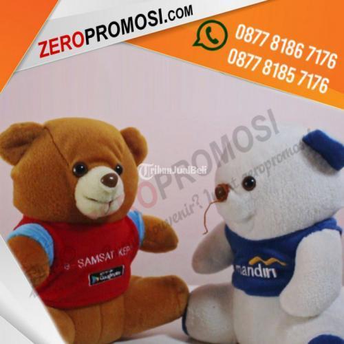 Souvenir Maskot Boneka Custom Teddy Bear Termurah - Tangerang