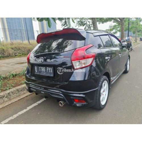 Mobil Toyota Yaris S TRD Matik 2016 Tangan1 Bekas Normal Pajak Hidup - Jakarta