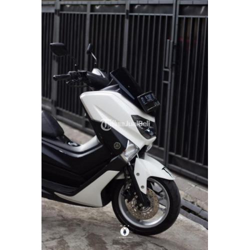 Motor Yamaha NMax 2017 Surat Lengkap Pajak Isi Bekas Terawat Nego - Bandung