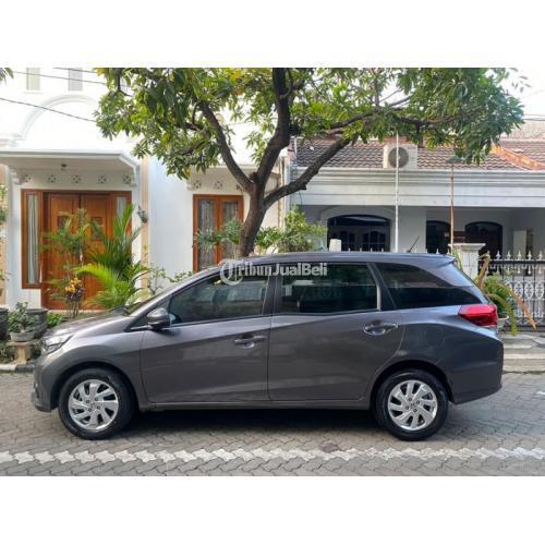Mobil Honda Mobilio1.5 E Manual 2018 Bekas Orisinil Pajak On Siap Pakai - Surabaya