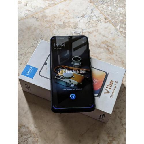 HP Vivo V11 Pro Ram 6/64GB Bekas Jernih Normal Mulus - Sidoarjo