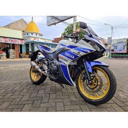 Motor Yamaha R25 2015 Bekas Pajak On Siap Pakai Harga Nego - Malang