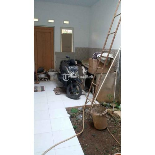 Rumah Second Terima Rapi 3KT Lingkungan Komplek di Pondok Ranggon- Jakarta
