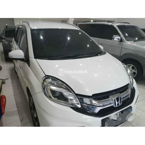 Mobil Honda Mobilio RS AT 2016 Bekas Fungsi Normal Terawat - Bandung
