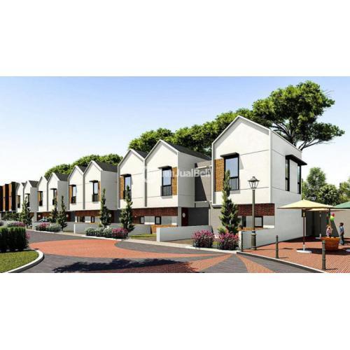 Dijual Rumah Minimalis Tipe 60/80 Legalitas SHGB Baru 2 Lantai Harga Murah - Bandung
